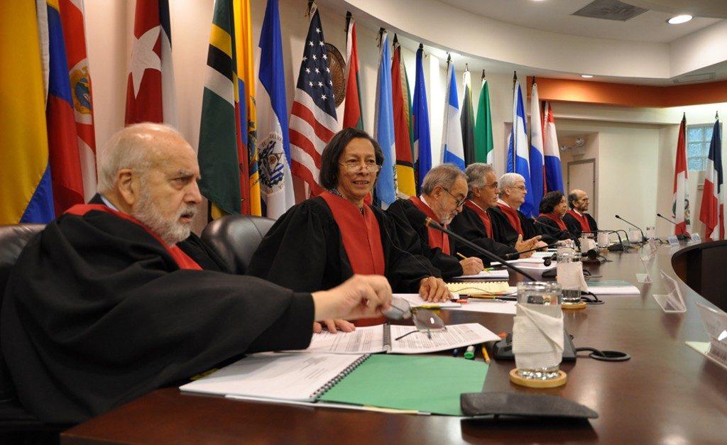 Sessão da Corte Interamericana de Direitos Humanos