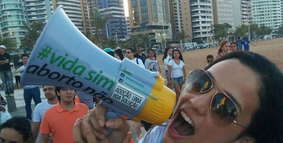 Foto: divulgação Marcha pela Vida 2014, Fortaleza
