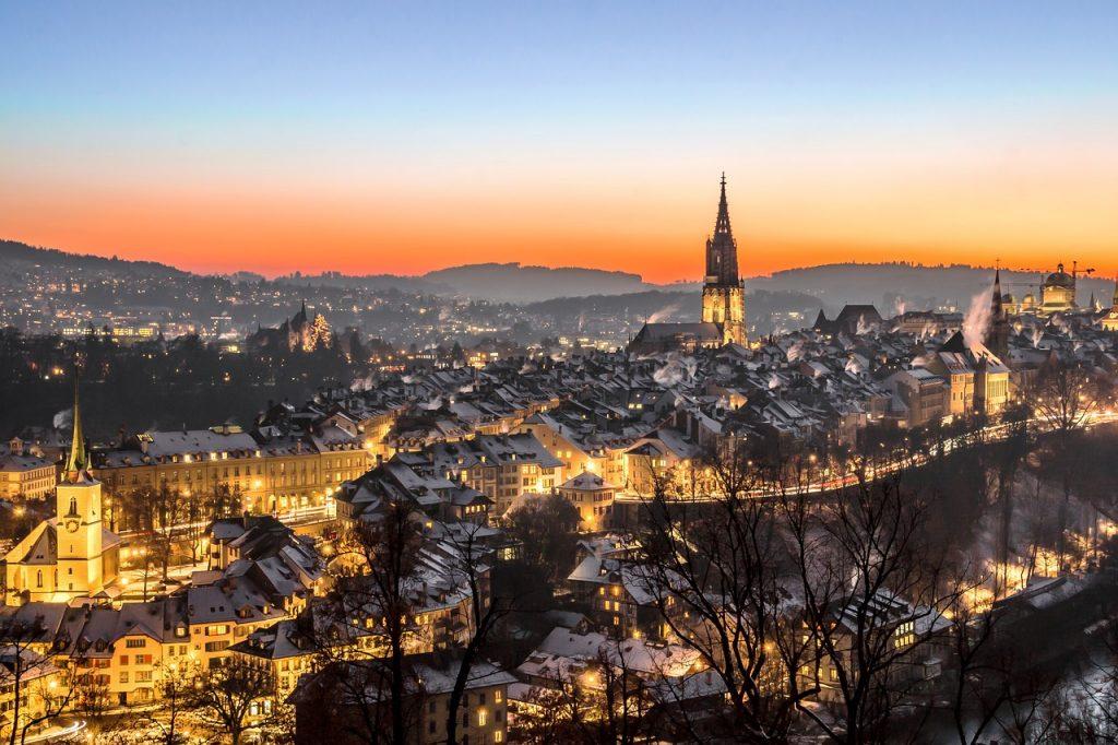 Suíça, país economicamente mais livre da Europa e 4º do Mundo