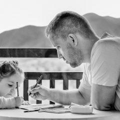 Dia dos Pais passou, mas dados mostram que a presença paterna tem de permanecer