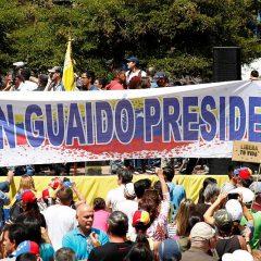 "Guaidó se ""autodeclarou"" Presidente da Venezuela? É fake."