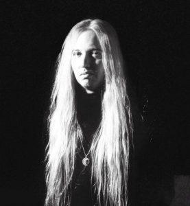Warrel Dane, falecido ex-vocalista das bandas Sanctuary e Nevermore.