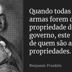 Faz sentido Bolsonaro defender acesso a armas para garantir liberdade e democracia?